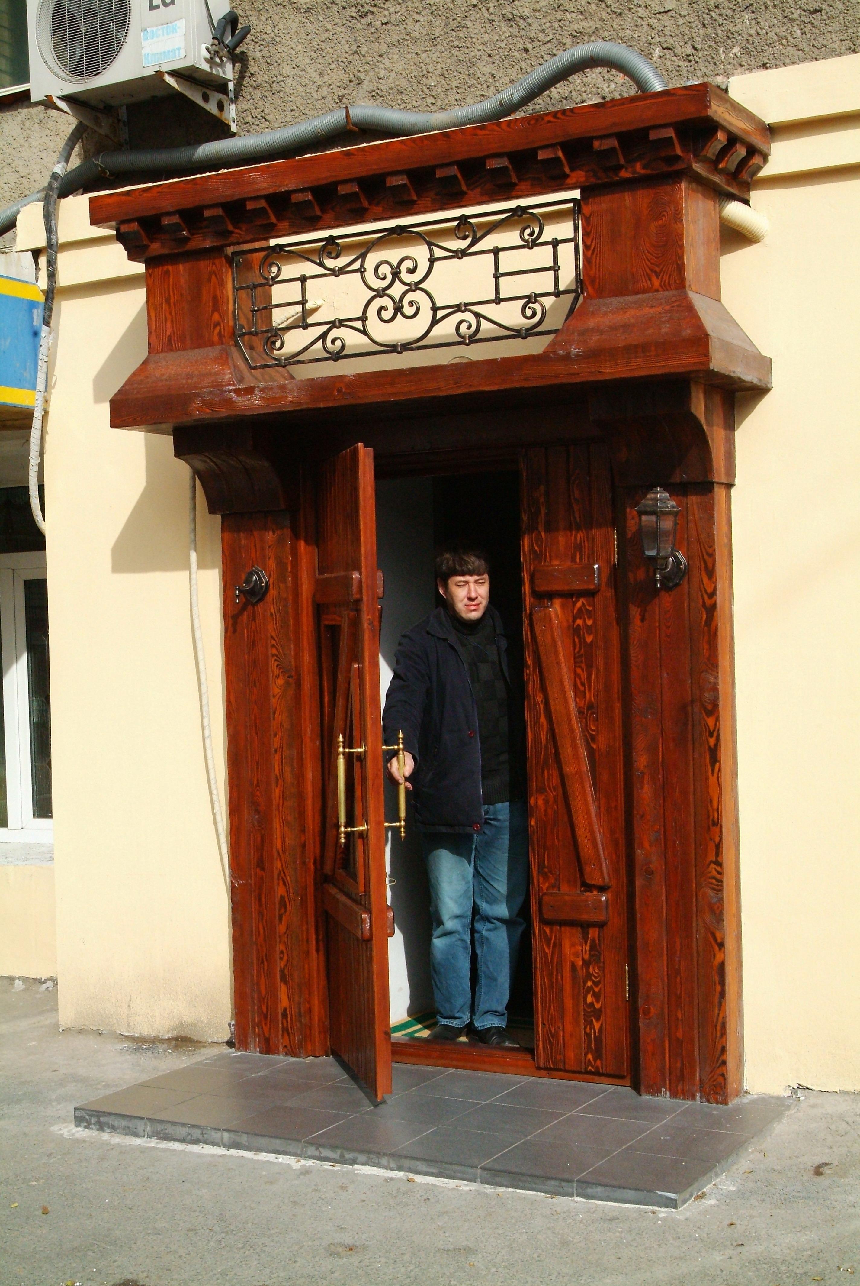 кованая решетка, художественная ковка, Владивосток