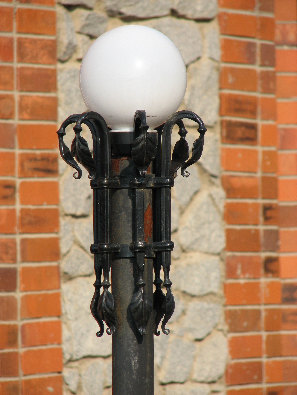 кованый фонарь, художественная ковка, Владивосток