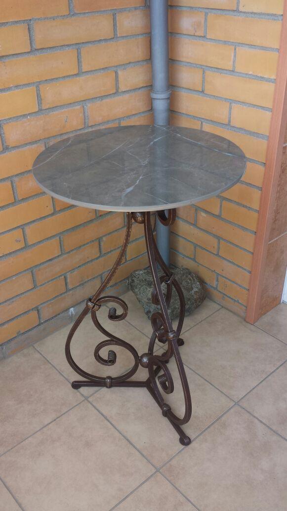 кованый столик, художественная ковка, Владивосток