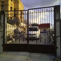кованые ворота, художественная ковка,  Владивосток, ковка художественная Приморский край, ковка на заказ во Владивостоке, автоматические ворота